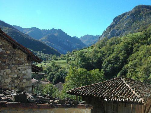 Green trails of Asturias