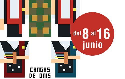 Fêtes de San Antonio à Cangas de Onís