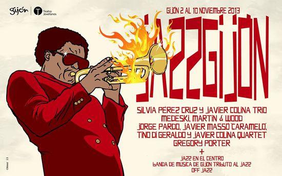 Jazz Festival von Gijón