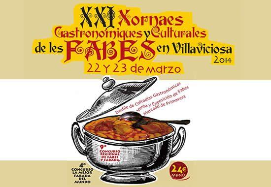 XXI Gastro-kulturelle Veranstaltungen von Les Fabes