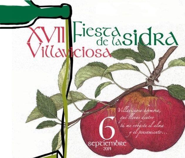 Apfelweinfestival in Villaviciosa