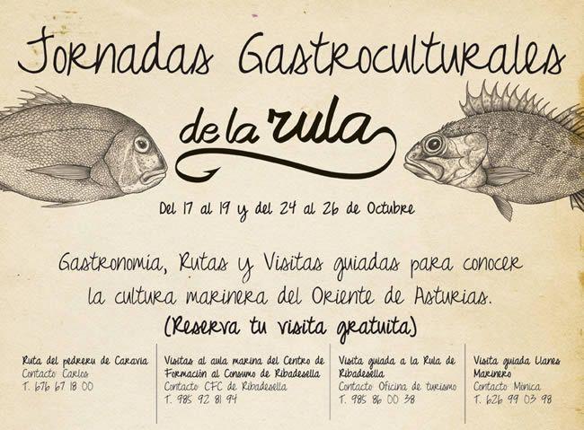 Journées Gastroculturelles «De la Rula»
