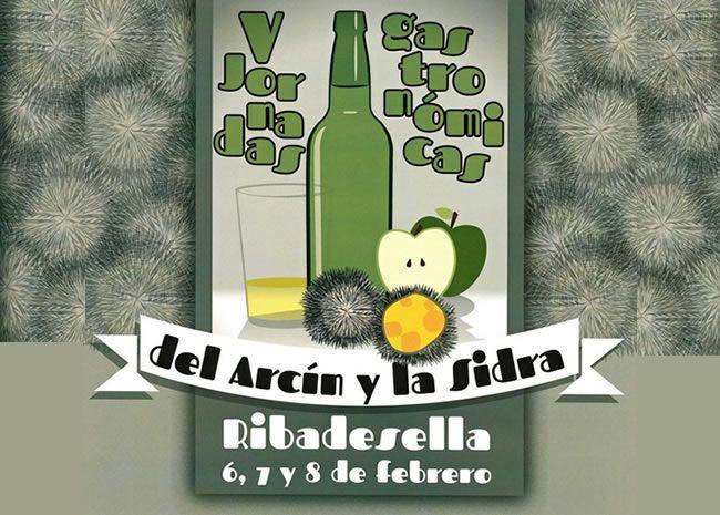 V Jours de l'Arcín et le cidre à Ribadesella