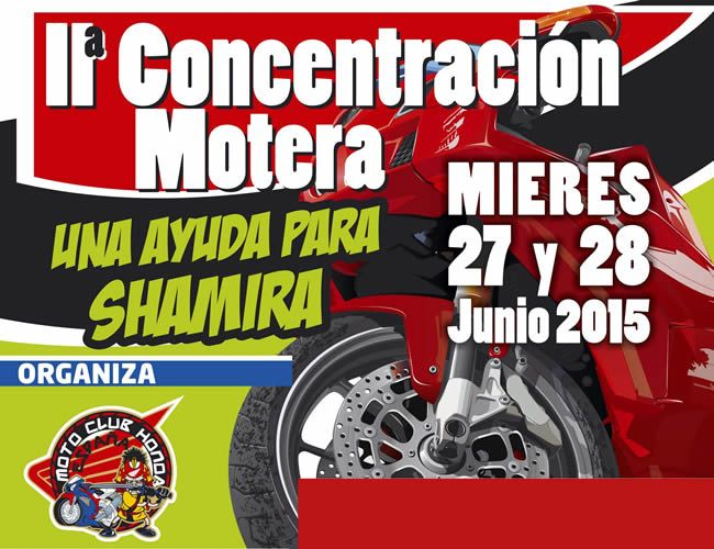 II Concentration motera de Mieres