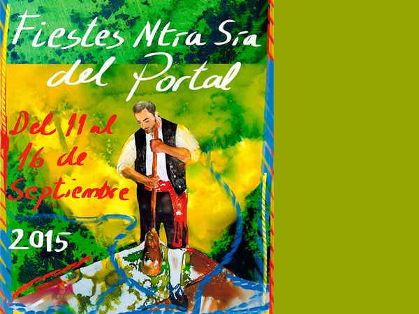 Fiestas del Portal Villaviciosa 2015