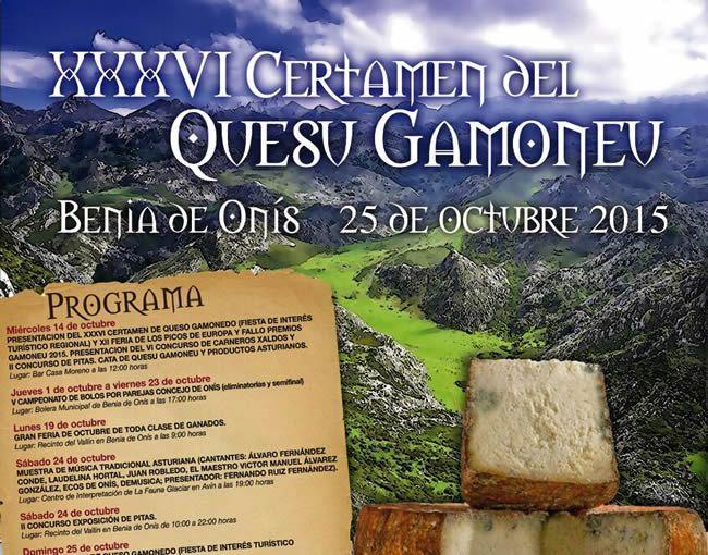 XXXVI Quesu Gamonéu Contest