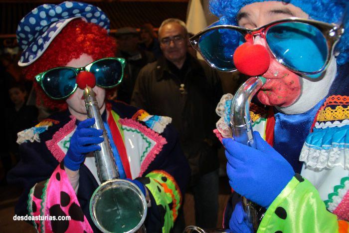Karneval in Llanes 2016