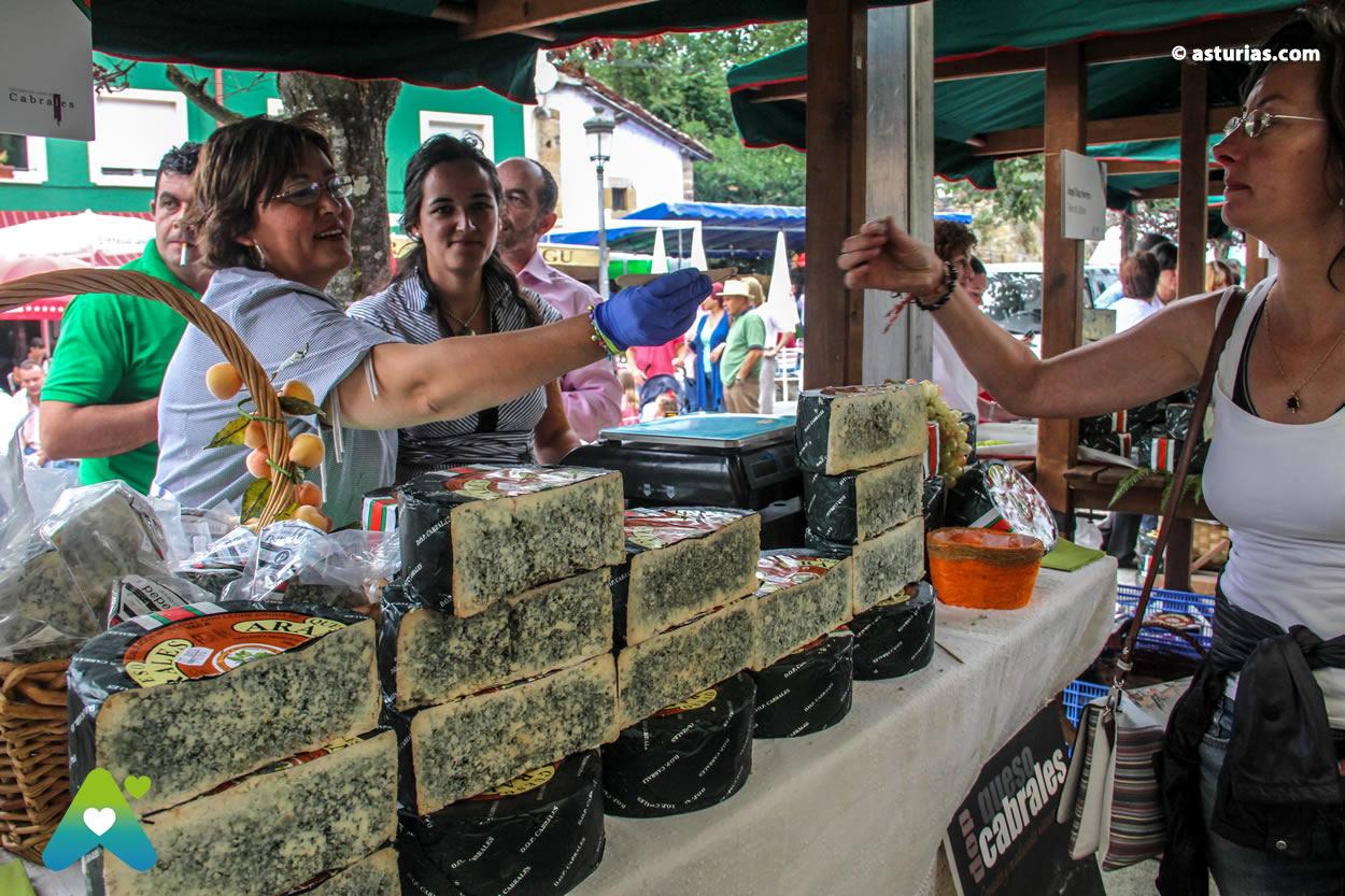 Concours de fromage Cabrales