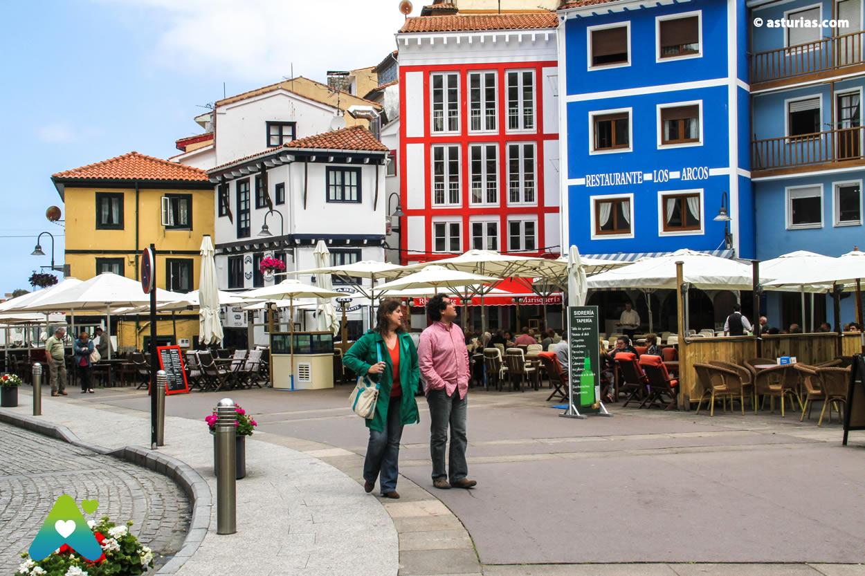 Cudillero, the mirror of the sea