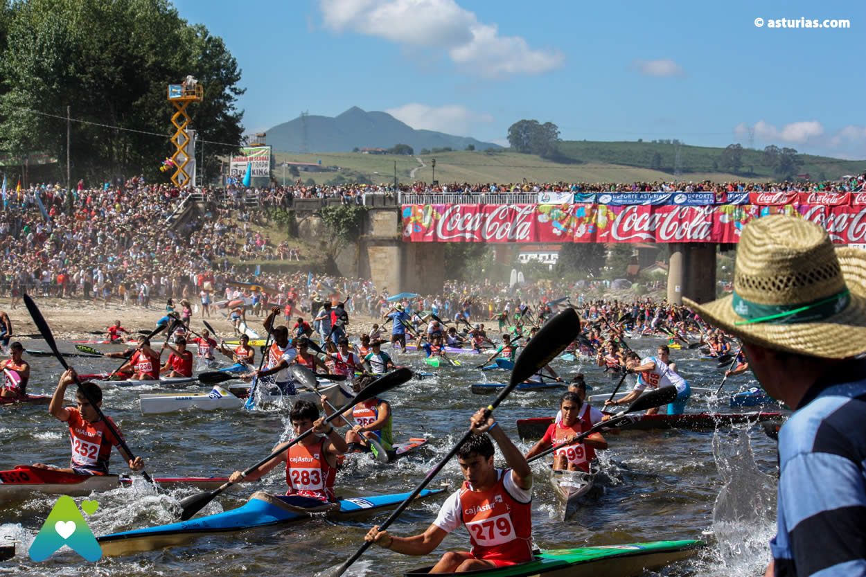 The International Descend of the river Sella