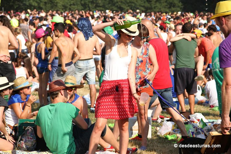 Fiestas de Asturias: Partykalender