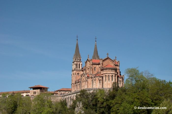 Covadonga, el santuario de Asturias