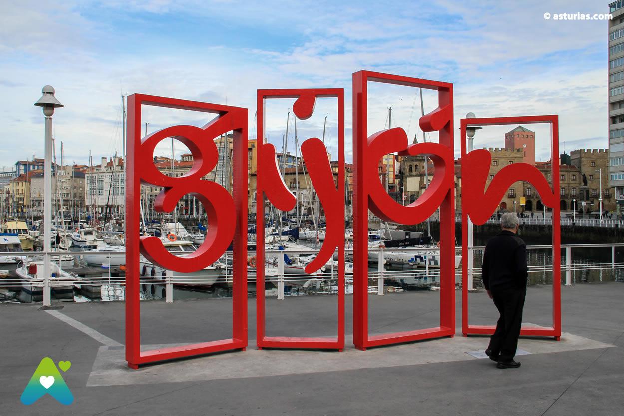 Gijón: basic information