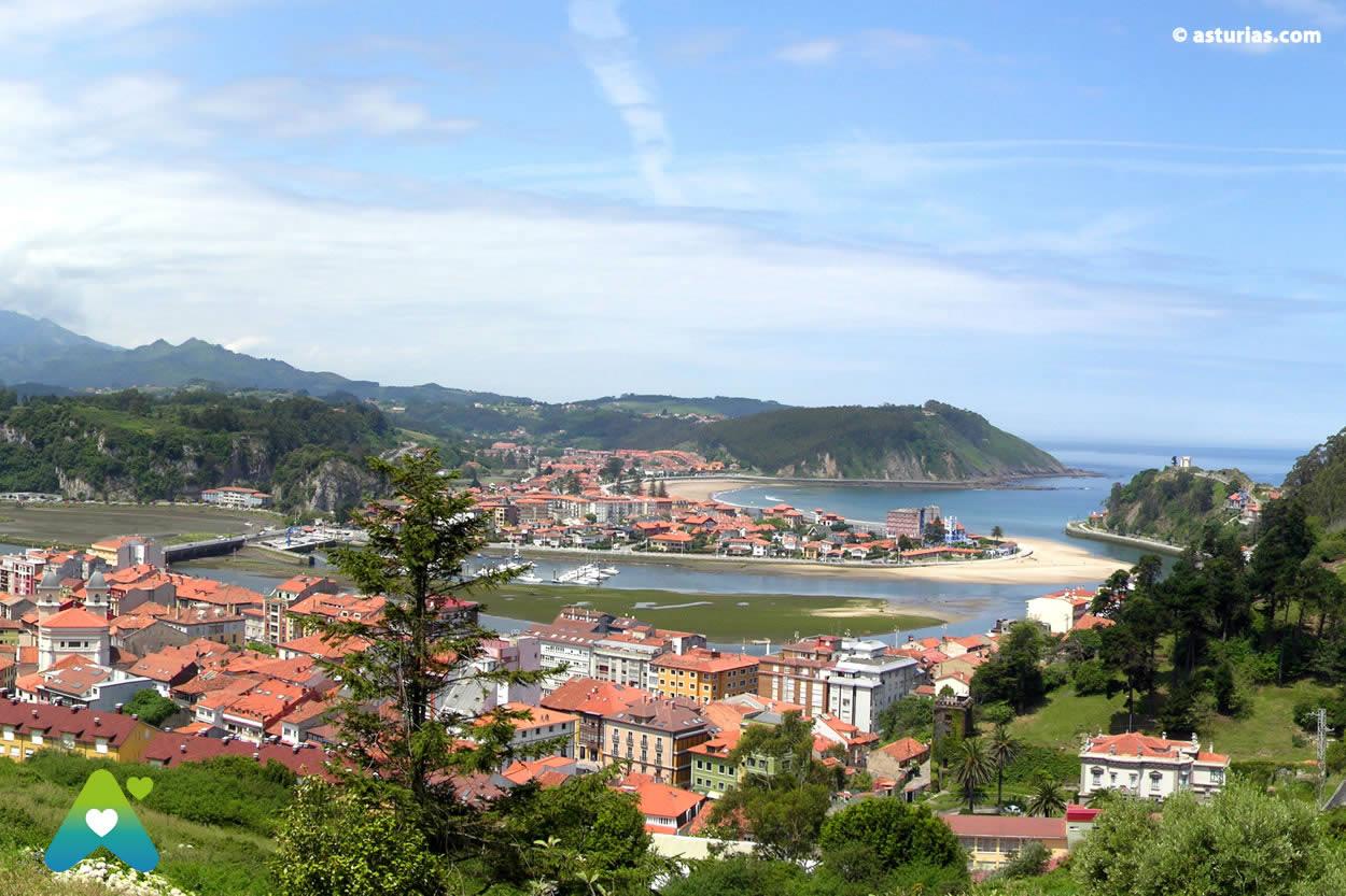 The village of Ribadesella