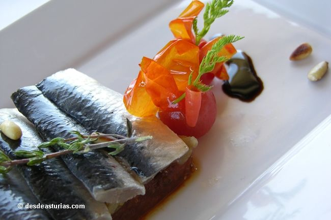 All the gastronomy of Ribadesella