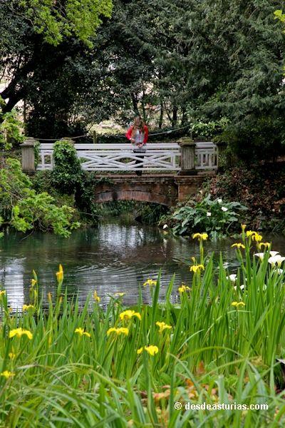 Jardin botanique de Gijón