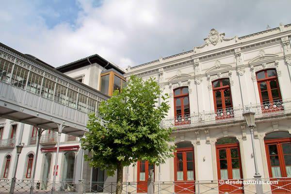 Las Caldas: el balneario de Asturias