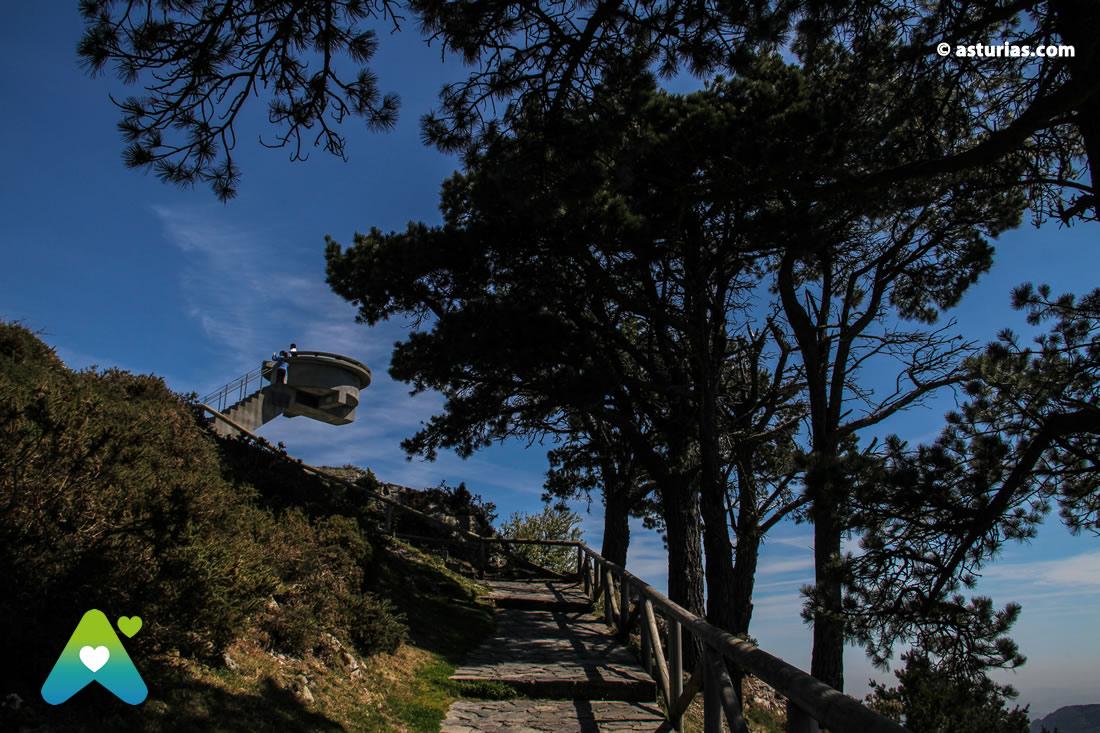 Les meilleurs points de vue des Asturies