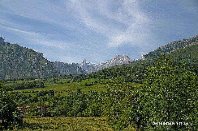 Route Aussichtspunkte von Asturien