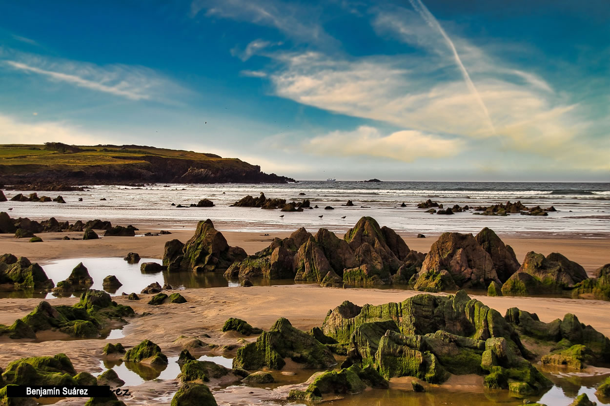 Best beaches Asturias
