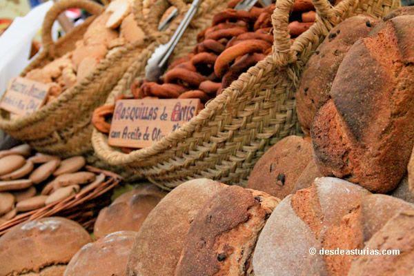 Marché écologique et artisanal de Gijón