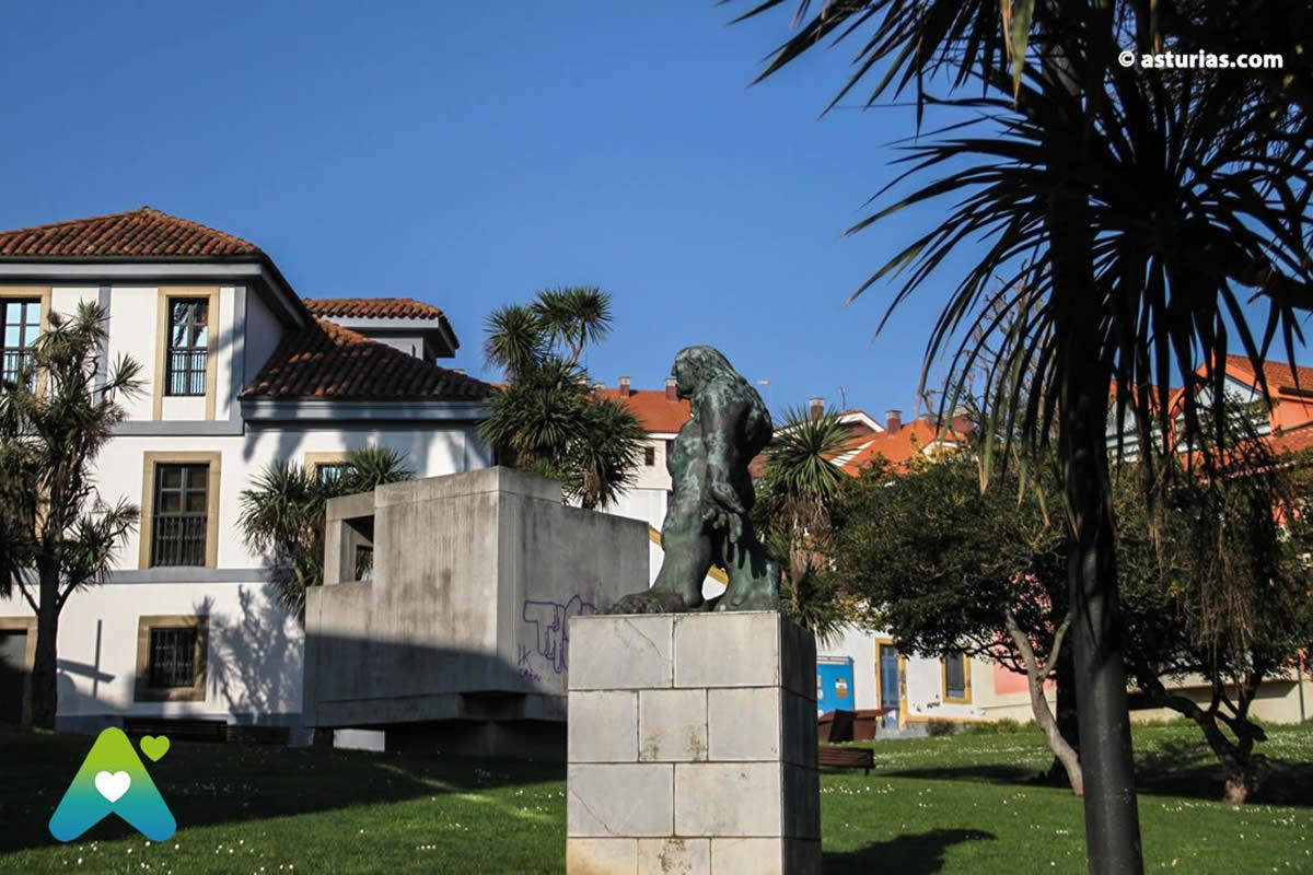 Anton Museum der Skulptur