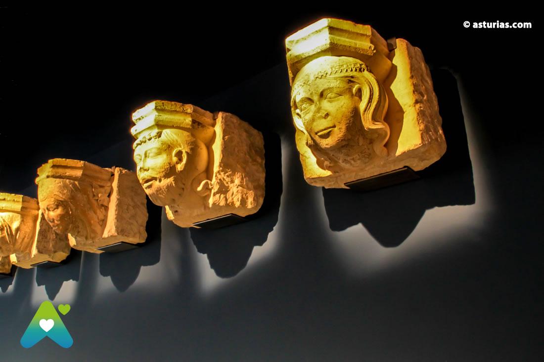 Archäologisches Museum von Asturien