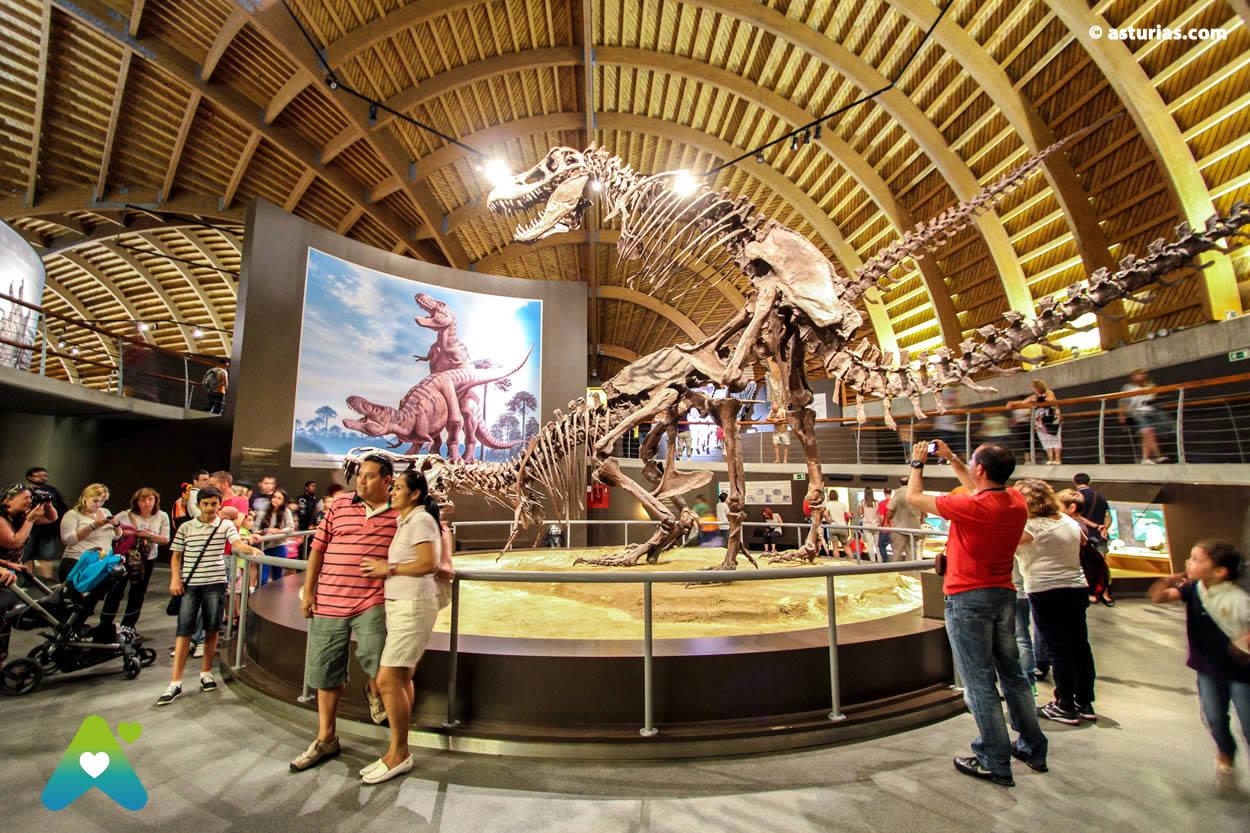 Museo del Jurásico – MUJA