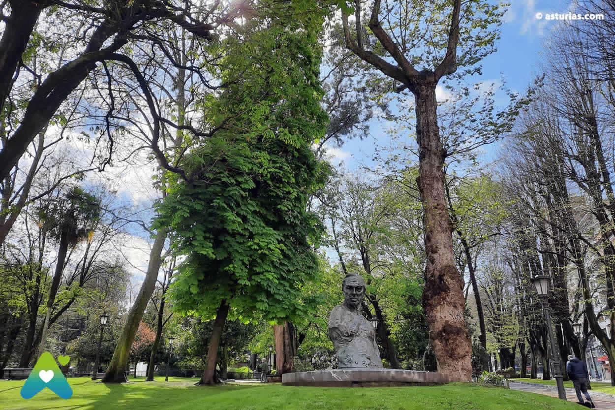 Park of San Francisco de Oviedo