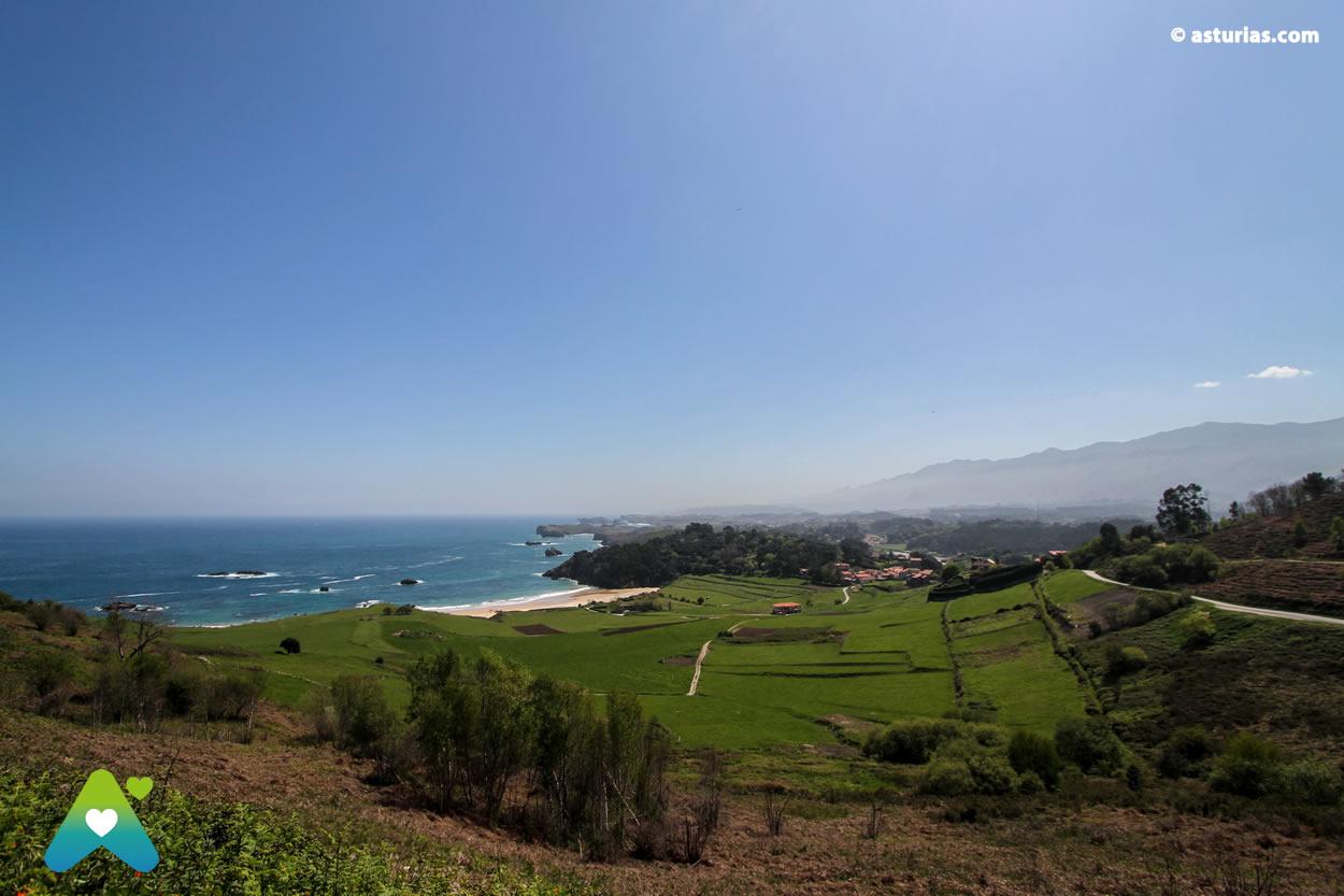 Beach of Toranda