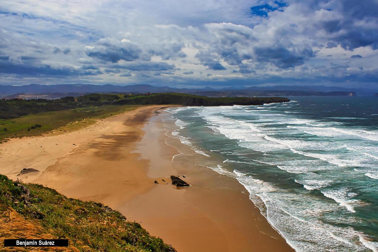 La plage de Xagó