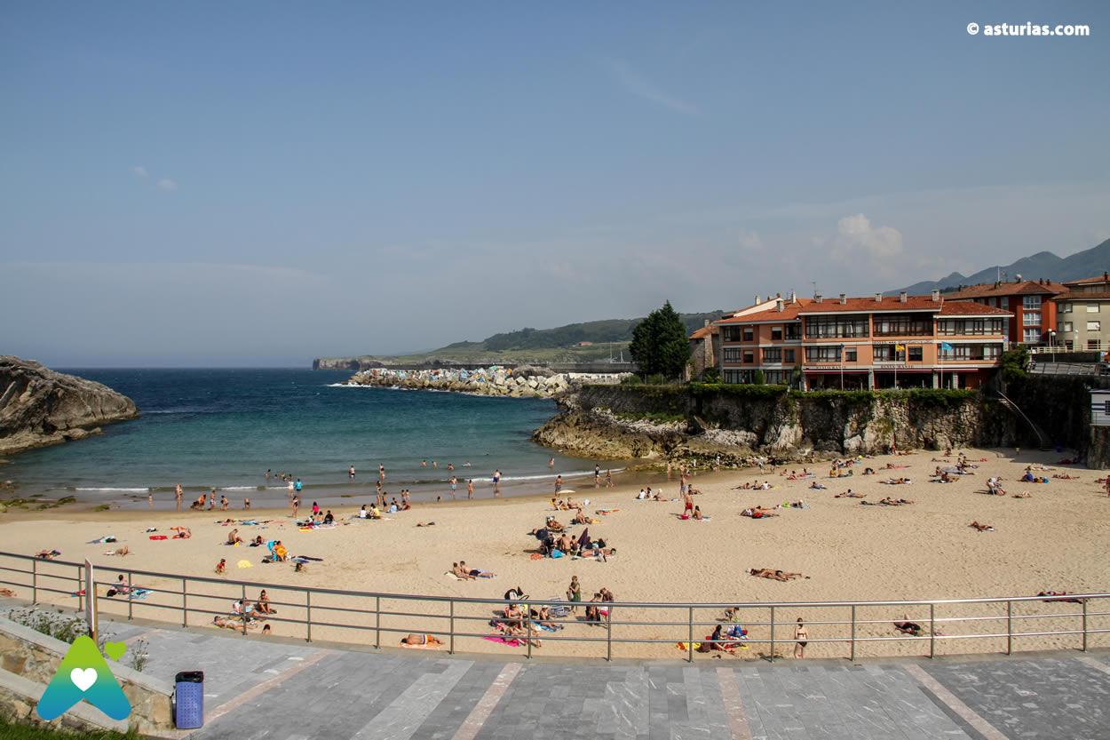 Accessible beaches of Asturias