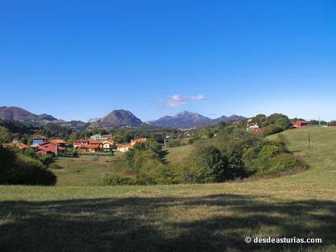 Villages of Ribadesella