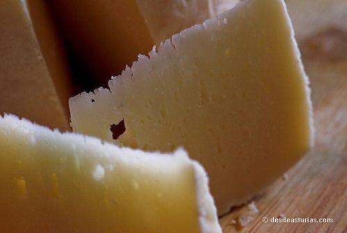 Die Taramundi Käse