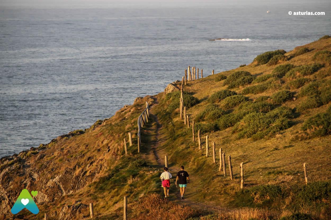 Küstenweg von Navia
