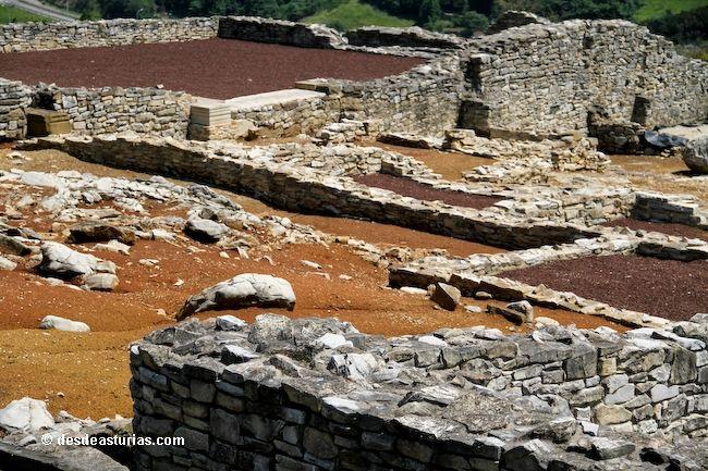Sites archéologiques des Asturies