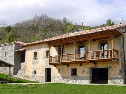 Haus des Dorfes Haus der Kapelle