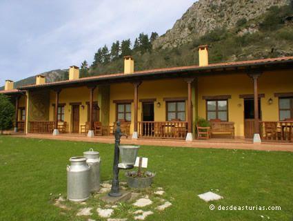 Apartments Camín de Pelayo