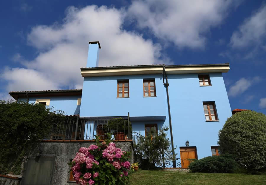 Haus des Dorfes La Pumariega