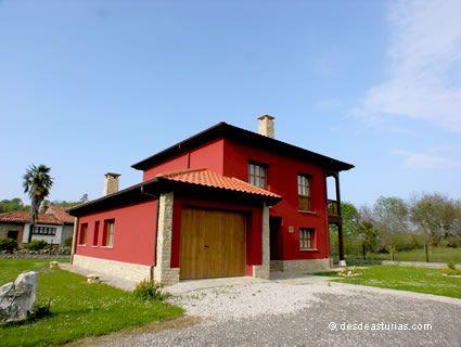 Haus des Dorfes El Piñuelu