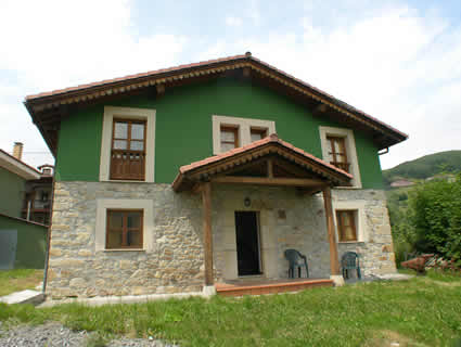 Angel village house