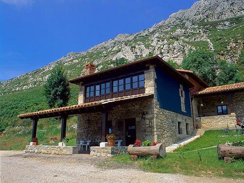 Houses of Village El Corberu