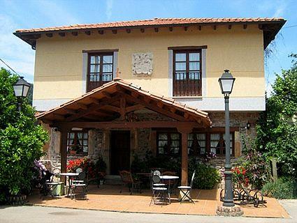 Rural hotel La Casona del Fraile
