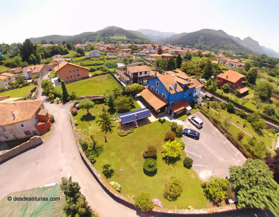 Rural hotel La Casona de Nueva