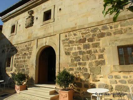 Rural hotel Palacio La Cajiga