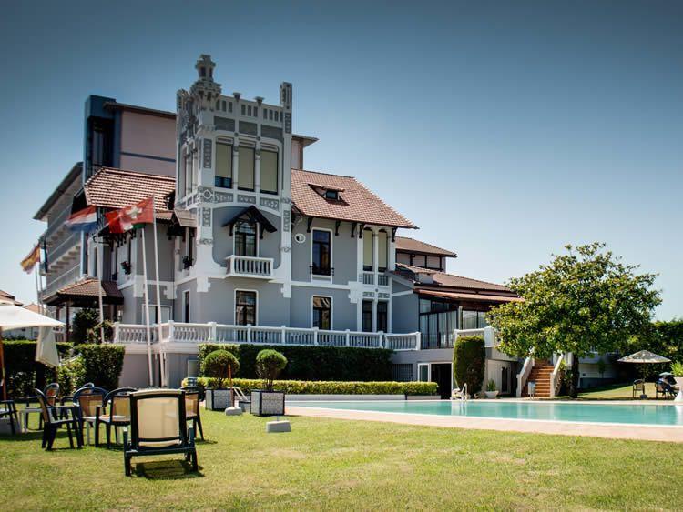 Gran Hotel del Sella. Spa & Golf