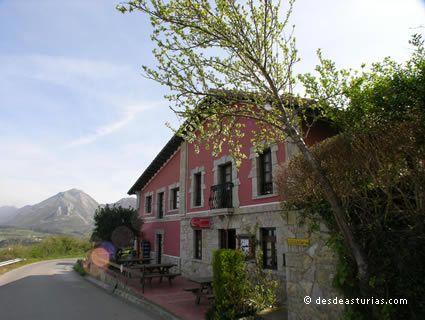 Rural hotel La Curva