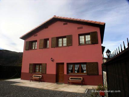Dorfhaus La Frecha
