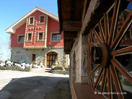 Rural hotel Los Toneles