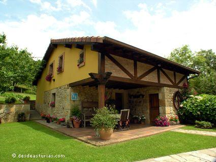 Rural house El Molín
